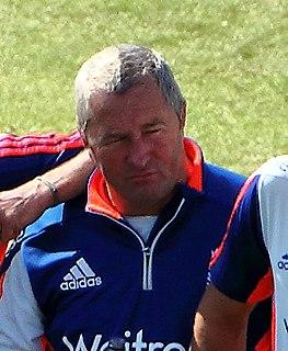Paul Farbrace English cricketer