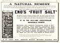 Eno's 'Fruit Salt' advertisement 001.jpg