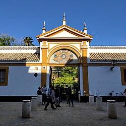 Entrada al Palacio de las Dueñas, Sevilla.jpg