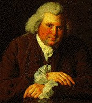 Darwin–Wedgwood family - Erasmus Darwin (1731–1802)