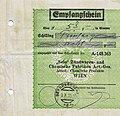 Erlagschein Postsparkasse 1935 Empfangschein.jpg