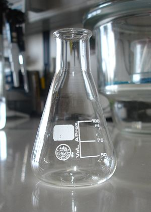 Emil Erlenmeyer - Erlenmeyer flask