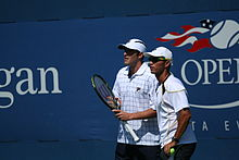 Erlich and Coetzee 2009 US Open 01.jpg