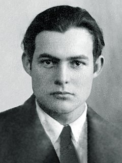 short story by Ernest Hemingway