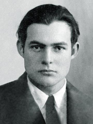 Zitat am Freitag : Hemingway über das Fahrrad