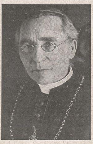 Caspar Klein - Archbishop Klein