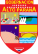 Coat of arms of Alto Paraná