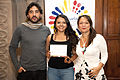 Escuela de Verano 2013, entrega de diplomas (9530416593).jpg