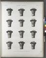 Esné (Isnâ) (Latopolis). Vue de douze chapiteaux du portique (NYPL b14212718-1267904).tiff
