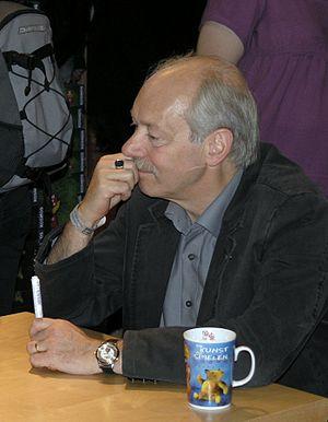 Klaus Teuber - Klaus Teuber, 2008