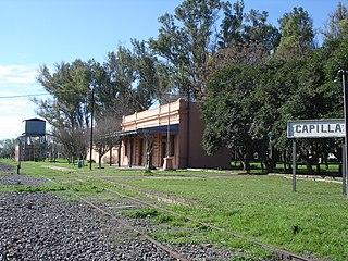 Capilla del Señor Historic Train