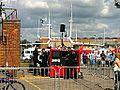 Estacion base de los @AFThunderbirds en Waddinton 2011. Un 10 para la speaker y la musica. (5906773329).jpg