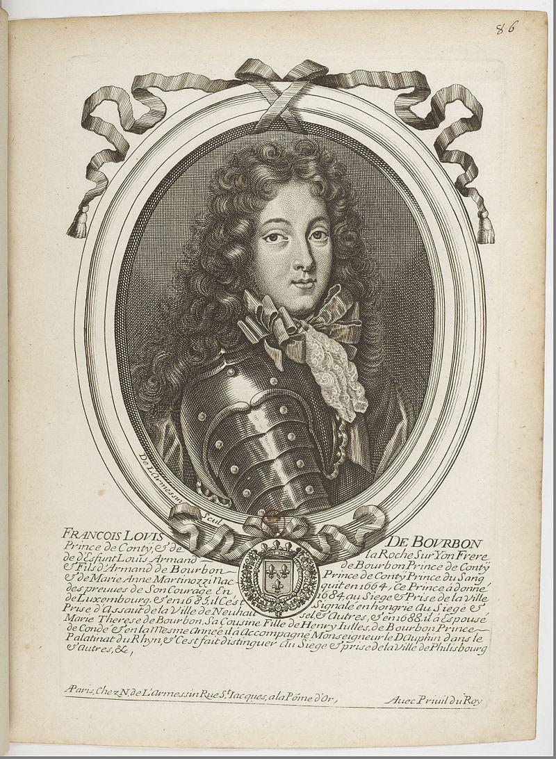 Estampes par Nicolas de Larmessin.f095. François Louis de Bourbon, prince de Conti.jpg