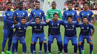 Esteghlal Khuzestan F.C. - Esteghlal Khuzestan in 2015–16 season.