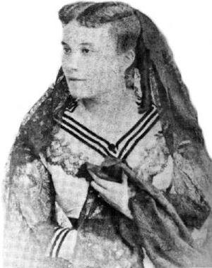 La Païva - Esther Lachmann, in the 1850s.