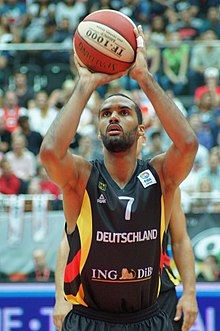 EuroBasket Qualifier Austria vs Germany, 13 August 2014 - 035.JPG