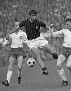 Pierino Prati Italian footballer