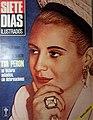 Eva Peron - Siete Días Ilustrados, 1967.jpg