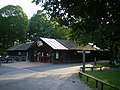 Evening light on the Wyre Forest Visitors' Centre - geograph.org.uk - 1352254.jpg