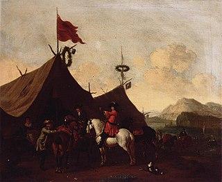 Evert Oudendijck Dutch Golden Age painter