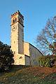 """Ex chiesa di S.Maria della Neve, il """"Castello"""" di Schio.jpg"""