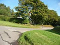Exmoor , Tarr Steps Car Park Exit - geograph.org.uk - 1508052.jpg