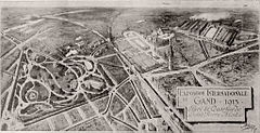 Expo 1913, Ghent, Belgium, Armand Heins.jpg