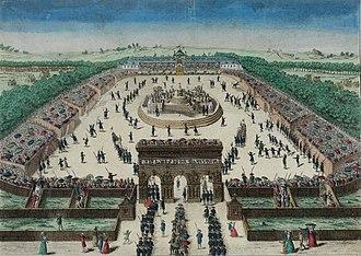 Bastille Day - Fête de la Fédération, Musée de la Révolution française
