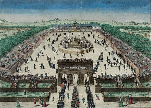 Fête de la Fédération 1790, Musée de la Révolution française - Vizille