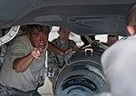 F-35 Weapons Load (9689170902).jpg