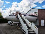F-BTTJ Dassault Mercure 100, Air Inter Europe, cn10, built in 1975 at Piet Smedts.jpg