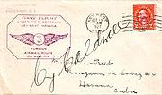 FAM4 First Flight 1927