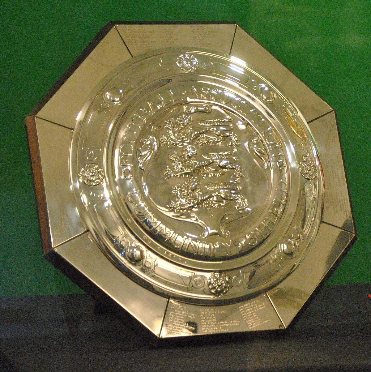 Supercup: List Of FA Community Shield Matches
