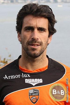 Arnaud Le Lan - Image: FC Lorient 2010 2011 Arnaud Le Lan