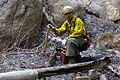 FEMA - 33490 - Bureau of Indian Affairs firefighter in California.jpg