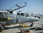 FIDAE 2014 - IA63 Pampa III FAA - DSCN0549 (13496858624).jpg