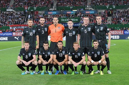 Liste Des Footballeurs Internationaux De La Republique D Irlande