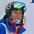FIS Moguls World Cup 2015 Finals - Megève - 20150315 - Camille Cabrol 1.jpg