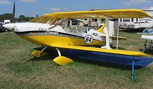 B&F Fk12 - FK-Lightplanes FK12 Comet