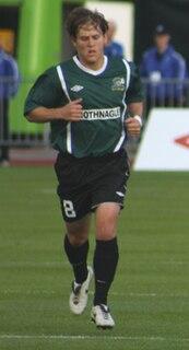 Jamie Franks (soccer) American soccer player