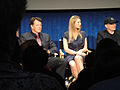FRINGE On Stage @ the Paley Center - John Noble, Anna Torv, Akiva Goldsman (5741703920).jpg
