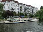 Fahrgastschiff Bon Ami Reederei Exclusiv Yachtcharter Berlin.JPG