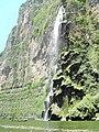 Falls of the Christmas Tree - Sumidero Canyon - Chiapas - Mexico - panoramio - diego cue.jpg
