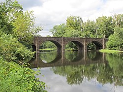 Farmington River Railroad Bridge, Windsor CT.jpg
