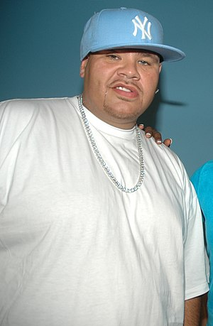 English: Fat Joe in July 2005.