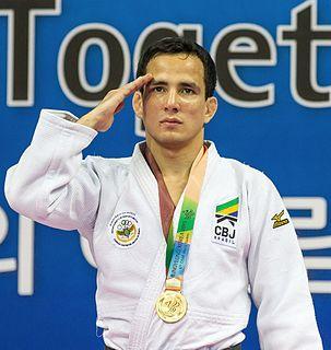 Felipe Kitadai Brazilian judoka