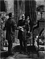 Ferdinand Walsin Esterhazy - la perquisition du juge Bertulus - 1898.jpeg