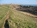 Fife Coast Path, Newark - geograph.org.uk - 1719562.jpg