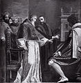 Filippo tarchiani, paolo III visita lo studio di michelangelo.jpg