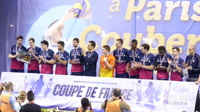 Coupe de france masculine de volley ball 2013 2014 wikimonde - Coupe de france de volley ...